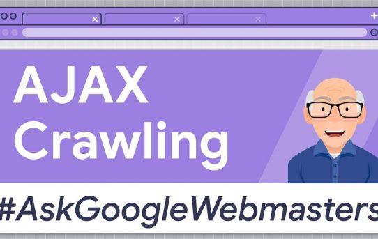 Google puede explorar AJAX muy bien